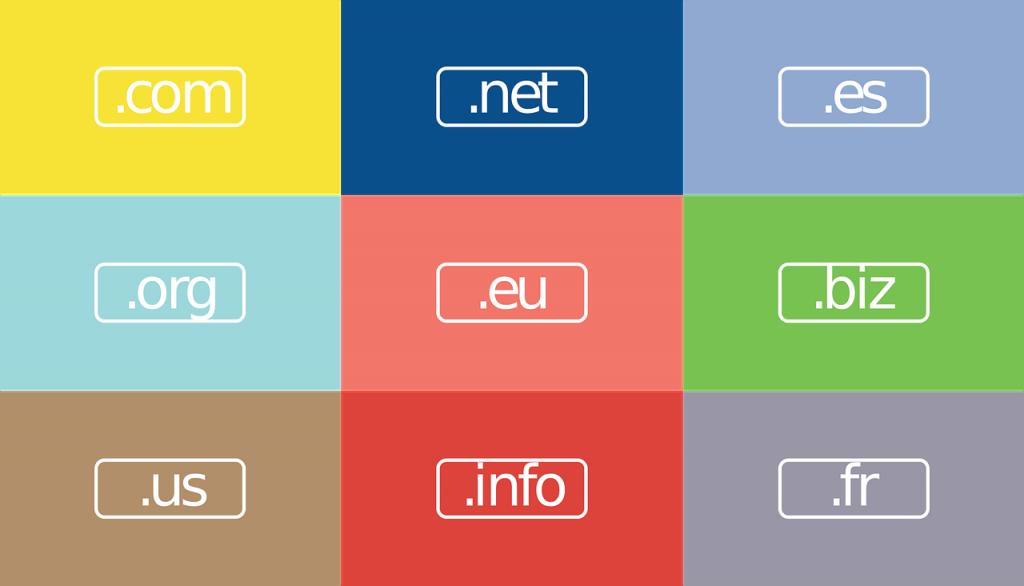 Domain-Registrierungen